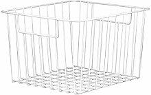Mesh Storage Baskets - Pack of 2 | Wire Organiser