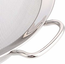 Mesh Strainer, Flour Sieve, with Handle Stainless