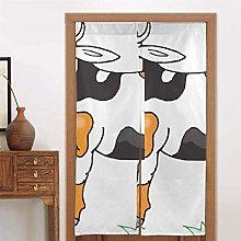 Mesllings 34 X 56 Inch(86x143cm) Bedroom Divider