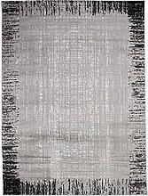 Met Crame Rug, 133 cm x 190 cm, Grey