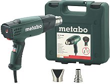Metabo 20-600 2000W Hot Air Gun with max 50-600