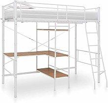 Metal Bed Frame Bedroom Furniture bunk Bed with