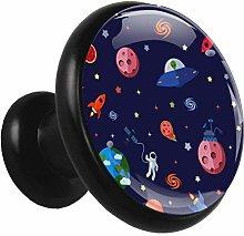 Metal Black Knobs Mushroom Drawer Knob Planet