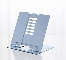 Metal Book Stand Reading Book Holder Lightweight