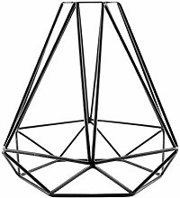 Metal Bulb Guard Lamp Cage, Retro Modern