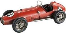 Metal Car Figurine in Red L32