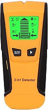 Metal Detector Measuring Electric Handheld Wood