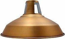 Metal Easy Fit Lampshade Retro Industrial Ceiling
