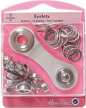 Metal Eyelets Kit with Tool