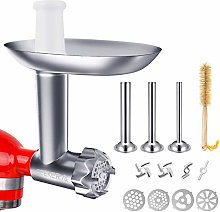 Metal Food Grinder Attachments for KitchenAid