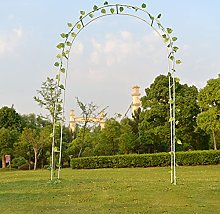 Metal Garden Arch, Wedding Arch, Garden Arbor