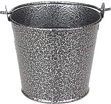 Metal Ice Bucket-Stainless Steel Wall Insulated