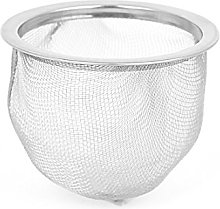 Metal Kitchen Mesh Tea Leaves Strainer Infuser