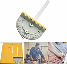 Metal Right Angle Ruler Carpenters,T Style Angle