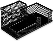 Metal storage box with 3 compartments - Can be