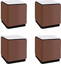 Metal Table Legs Furniture Feet 5.2cm Square Feet