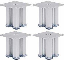 Metal Table Legs Furniture Feet Aluminum Alloy