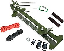 Metal Weaving Kit Paracord Bracelet Jig Kit Metal