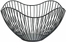 Metal Wire Fruit Container Bowls Stand for Modern