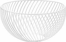 Metal Wire Fruit Storage Basket Stand for Kitchen,