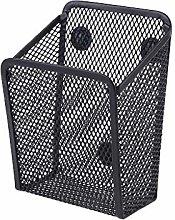 Metal Wire Mesh Magnetic Basket Storage Box