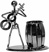 Metal Wrought Iron Music Player Musician Pen