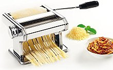 Metaltex 3-in-1 Pasta Machine Maker Stainless