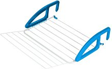 Metaltex Bries Laundry Airer with Folding Wing,