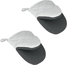 Metaltex Oven Gloves/Mitts with Anti-Slip Grip,