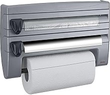 Metaltex Roll 'n' Roll in Silver Kitchen
