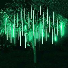 Meteor Shower Lights,30cm- 10 Waterproof Spiral