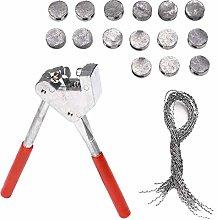 Meter Seals and Crimp Tool, Sealing Pliers Set,