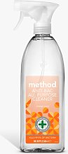 Method Anti-Bac Cleaning Spray, Orange Yuzu, 828ml