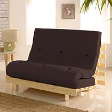 Metro Pine Wooden 1 Seater Chair/Folding Guest Bed