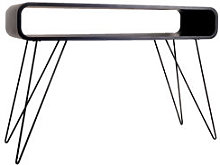 Metro Sofa Desk - Desk / L 120 x H 80 cm by XL