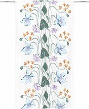 Metsäkukkia Curtain 140 x 240 cm Purple
