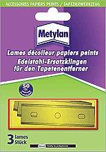 Metylan Peeler Blades Wallpaper Accessory