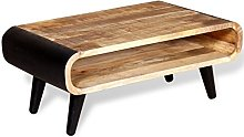 mewmewcat Coffee Table, with Open Compartment