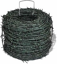 mewmewcat Garden Barbed Wire Roll Barbed Wire