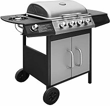 mewmewcat Garden Grill Cooking Zone Barbecue Grill