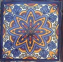 Mexican Thiago Tile - 22 Mexican Tiles 15 x 15 cm