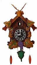 MEYLEE Cuckoo Clock, Battery Operated Quartz