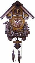 MEYLEE Cuckoo Clock,Cuckoo Wall Clock,Mute Wall