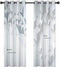 MF.CHAMA Curtain Kit, Bedroom Curtains Blackout