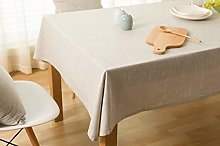 MF.CHAMA Table Cloths Wipe Clean, Tablecloth For