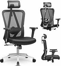 mfavour Ergonomic Office Chair Mesh Office Chair