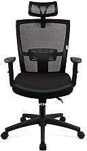 mfavour Ergonomic Office Chair with Back Support,