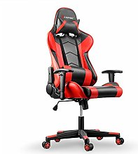 mfavour Gaming Chair PC Office Chair High Back
