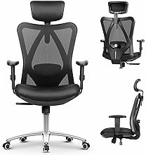 mfavour Office Chair Ergonomic Office Chair with