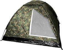 Mfh Large 3 Person Monodom Tent Camping Airsoft